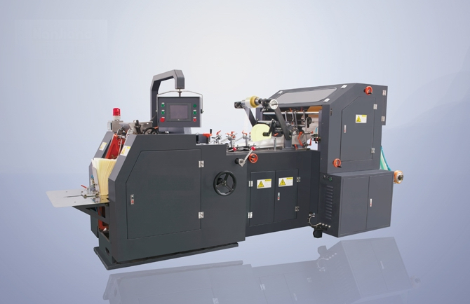 FB-400FD High Speed Automatic Paper Food Bag Machine
